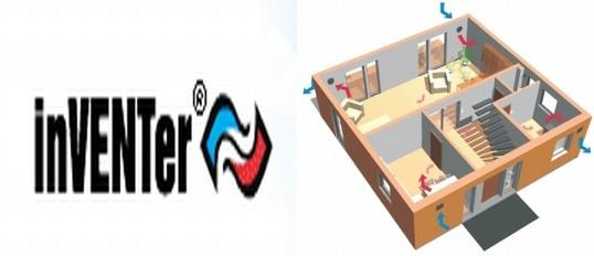 Aktivní ventilace domů a bytů